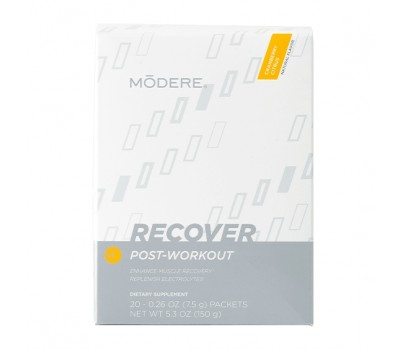 Modere Recover - для борьбы с мышечными спазмами и усталостью