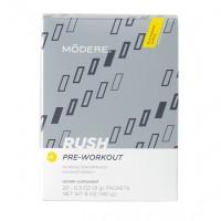 Modere Rush - продукт перед тренировкой, обеспечивает энергию